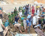 Quân đội - lực lượng nòng cốt trong tìm kiếm cứu nạn