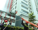 Tăng cường phòng cháy chữa cháy tại các khu chung cư