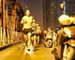 Dàn pacers VPBank Hanoi Marathon ASEAN 2020 'khuấy đảo' đêm thu Hà Nội