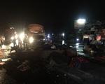 Tai nạn giao thông cực kỳ nghiêm trọng, hơn 11 người thương vong
