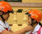 Nâng cao ý thức đội mũ bảo hiểm cho trẻ em với 'Hành trang an toàn'