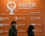 """Mỹ muốn """"chặn cửa"""" các tập đoàn công nghệ tài chính hàng đầu Trung Quốc"""