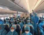 Sẽ giám sát bằng camera để xử lý người vi phạm quy định phòng dịch trên các chuyến bay giải cứu?
