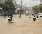 Từ 11/10, Trung Bộ có khả năng xảy ra đợt mưa lớn tiếp theo