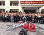 Khởi tố bị can, bắt tạm giam 44 đối tượng trong vụ 'hỗn chiến' để tranh giành đất