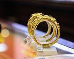 Giá vàng trong nước giảm 130 nghìn đồng/lượng