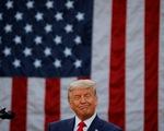 Tổng thống Donald Trump lần đầu đề cập việc ông Joe Biden thắng cử