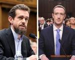 Facebook và Twitter điều trần trước Thượng viện Mỹ về kiểm soát thông tin