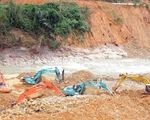 Vụ sạt lở Thủy điện Rào Trăng 3: Lên phương án nắn dòng sông để tìm kiếm nạn nhân