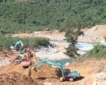 Hoàn thành nắn dòng sông để tìm người mất tích tại Rào Trăng 3