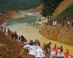 Tìm thấy thi thể 1 công nhân mất tích tại lòng sông Rào Trăng - ảnh 3