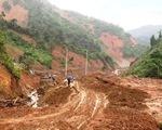 Giao thông vùng sạt lở ở Quảng Nam chưa thể phục hồi