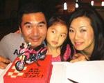 Hoa hậu Hong Kong Mạc Khả Hân và cuộc sống hôn nhân với Phương Trung Tín