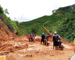 Từ ngày 28/11 đến 1/12, Trung Bộ có nơi mưa rất to, đề phòng lũ quét, sạt lở đất