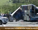 Tai nạn giao thông nghiêm trọng tại Brazil
