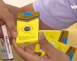Cảnh báo tình trạng học sinh mua và sử dụng kẹo 'thuốc lá' tràn lan