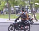 Bình Định: Nhiều người tham gia giao thông không đội mũ bảo hiểm