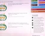 Bộ Y tế 'bêu tên' các website vi phạm về quảng cáo thực phẩm chức năng