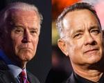 Vợ chồng Tom Hanks bỏ phiếu cho Joe Biden, Barbra Streisand đồng quan điểm