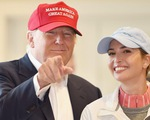 Ivanka - con gái cưng của Tổng thống Trump: Không chỉ đẹp mà còn giỏi
