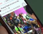 Cảnh báo bị lừa đảo khi cứu trợ miền Trung