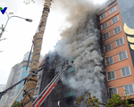 Cảnh báo những nguyên nhân dẫn đến những vụ cháy tại chung cư, tòa nhà cao tầng