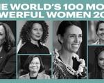 Thủ tướng Đức Merkel đứng đầu danh sách 100 phụ nữ quyền lực nhất thế giới trong 10 năm liền