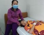Nữ sinh bị hành hung dã man sau va chạm giao thông ở Tây Ninh