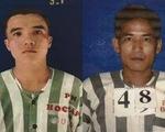Truy nã hai đối tượng trốn khỏi trại giam Cây Cầy