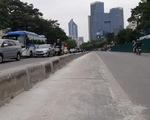 Mở làn ưu tiên xe bus BRT cho các phương tiện khác trên tuyến Hoàng Minh Giám - Vũ Hữu