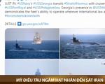 Tàu ngầm Hải quân Indonesia mất tích cùng 53 thủy thủ đoàn - ảnh 1