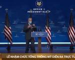 Lễ nhậm chức Tổng thống Mỹ có thể diễn ra trực tuyến