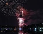 Đề xuất 3 điểm bắn pháo hoa tầm cao Tết Dương lịch 2021 tại Hà Nội