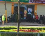 Bắt giữ đối tượng cướp tài sản, đâm trọng thương bảo vệ cửa hàng điện thoại