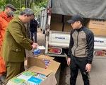 Hà Nội: Kiểm định 600.000 khẩu trang đang tạm giữ để sử dụng