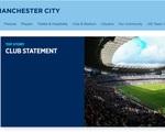 Man City đưa thông cáo chính thức về án phạt của UEFA