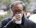 Giữ nguyên bản án 17 năm tù đối với cựu Tổng thống Hàn Quốc Lee Myung-bak - ảnh 2