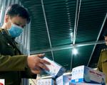 Xử lý hơn 4.500 vụ vi phạm về khẩu trang, nước sát khuẩn