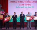 Bến Tre tổ chức kỷ niệm 90 năm thành lập Đảng Cộng sản Việt Nam