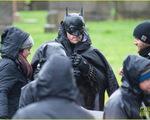 Lộ tạo hình của Batman mới Robert Pattinson