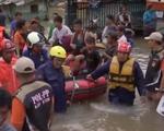 Lũ lụt tại Indonesia khiến ít nhất 5 người thiệt mạng - ảnh 1