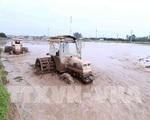 Hà Nội: Tỷ lệ lấy nước vụ Đông Xuân đạt thấp
