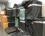 Hà Nội thu giữ 120.000 khẩu trang y tế không có hóa đơn, chứng từ