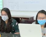 Phòng tránh dịch Corona, nhiều trường tại TP.HCM dạy học online