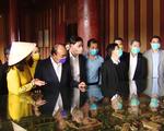 Thủ tướng thị sát công tác phòng chống dịch do virus Corona tại TT-Huế