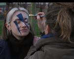 Anh: Vẽ lên mặt chống lại công nghệ nhận diện khuôn mặt