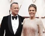 Nhiễm COVID-19, vợ chồng Tom Hanks vẫn lạc quan