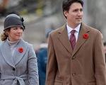 Phu nhân Thủ tướng Canada dương tính với COVID-19
