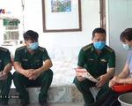 Bộ đội Biên phòng tỉnh Bến Tre giúp dân phòng dịch COVID-19