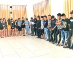 Triệt phá tụ điểm karaoke tổ chức sử dụng ma túy tại Nam Định